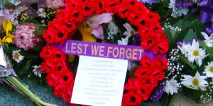Remembrance Day Services Across Niagara