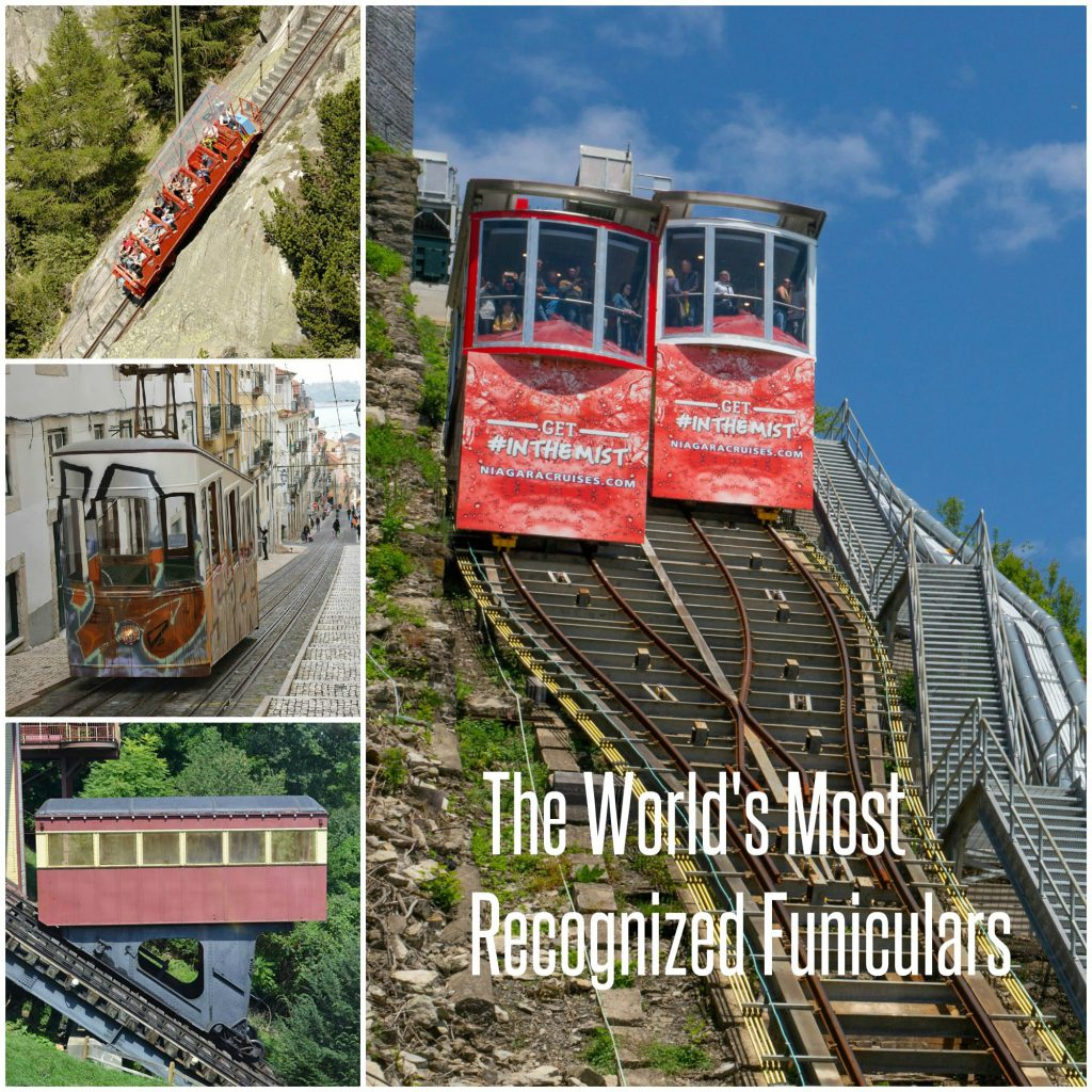 The World's Most Recognized Funiculars