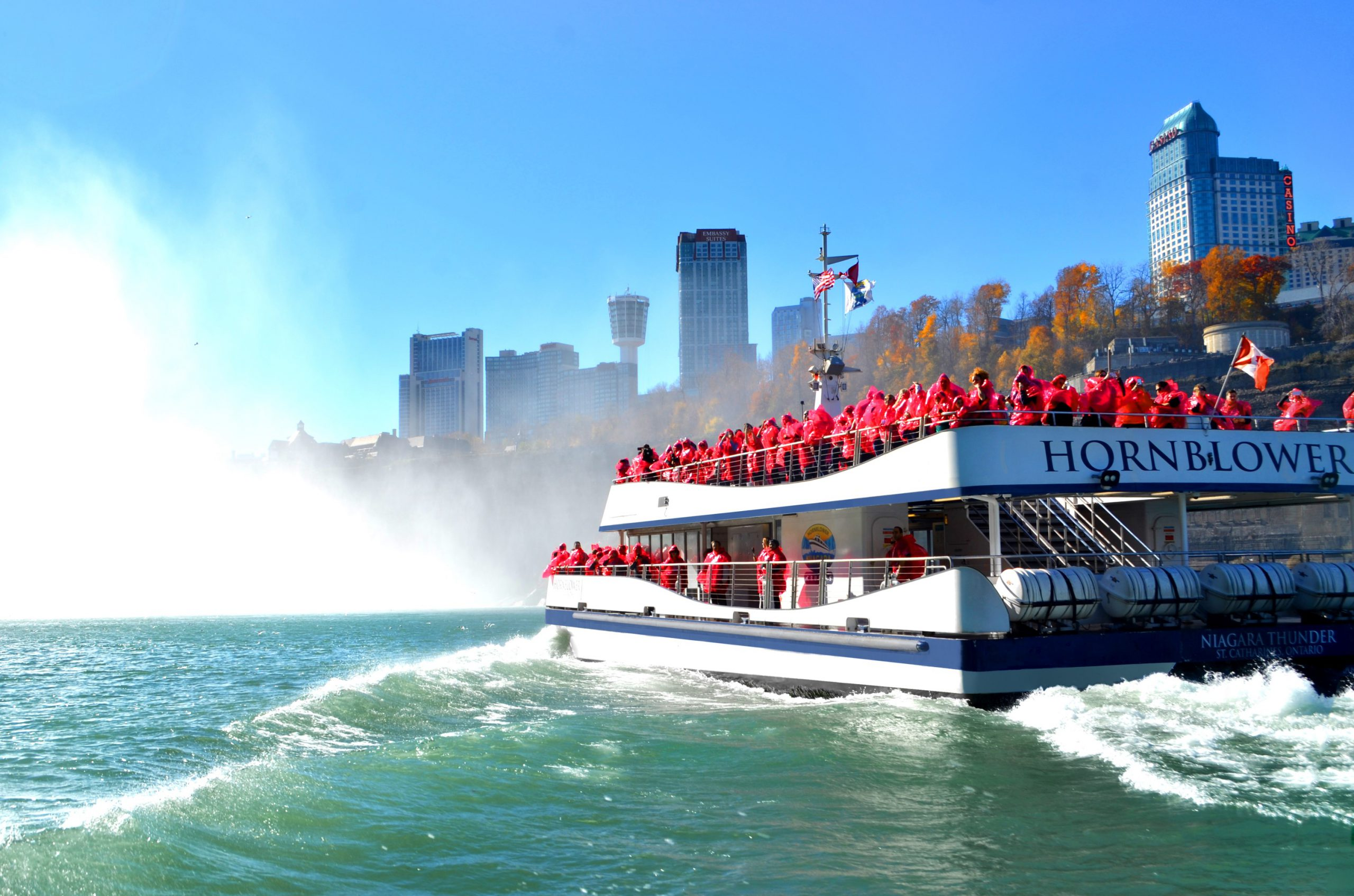 Hornblower Niagara Cruises Catamaran