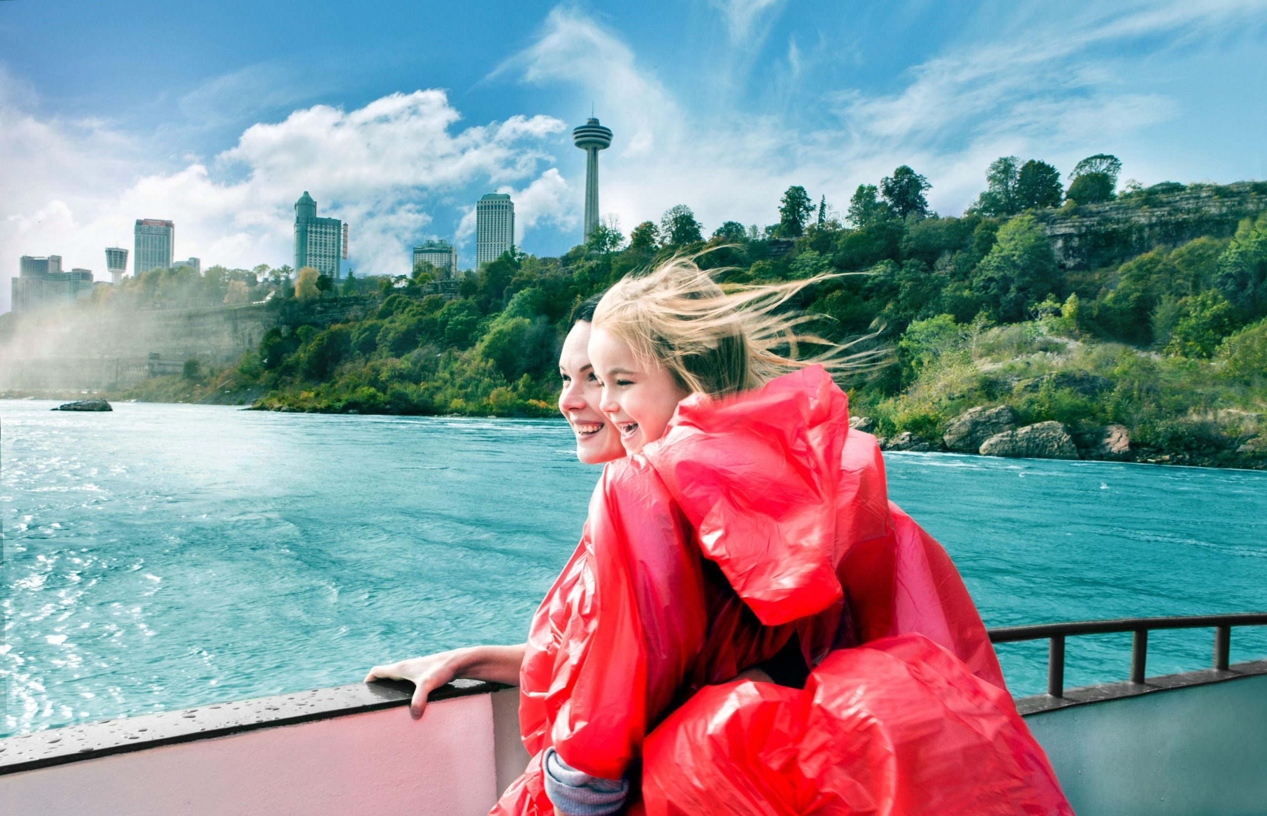 Hornblower Niagara Cruises Our Guests