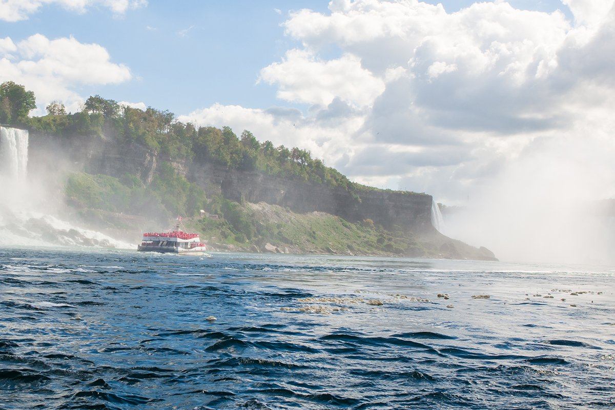 Hornblower Niagara Cruises Voyages to the Falls